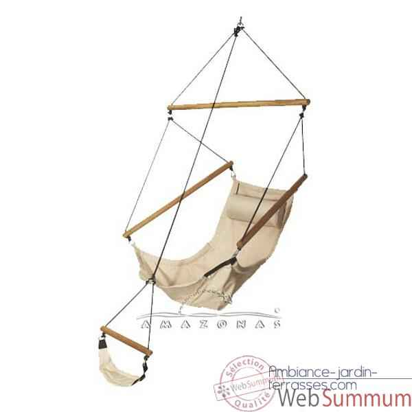 Video Hamac fauteuil Swinger Sand - AZ-2030560