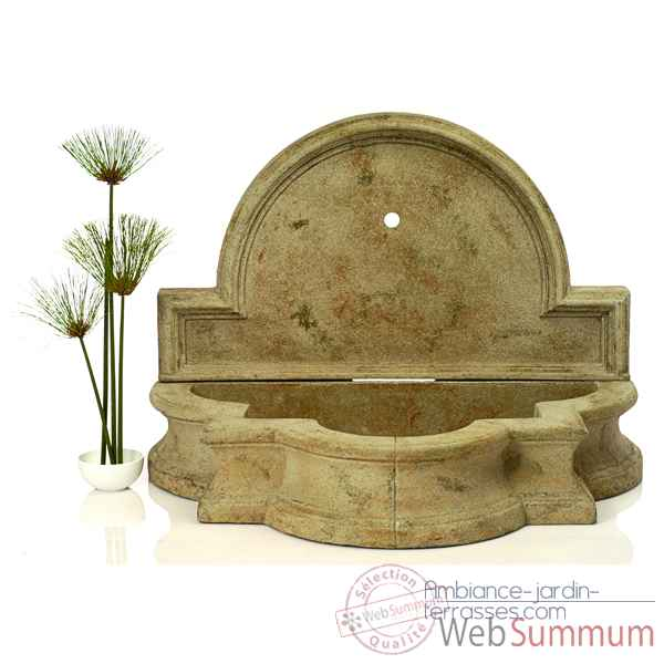 Fontaine-Modele Barcelona Fountain, surface granite-bs3268gry