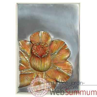 Décoration murale Plumarius Wall Plaque, aluminium -bs2395alu