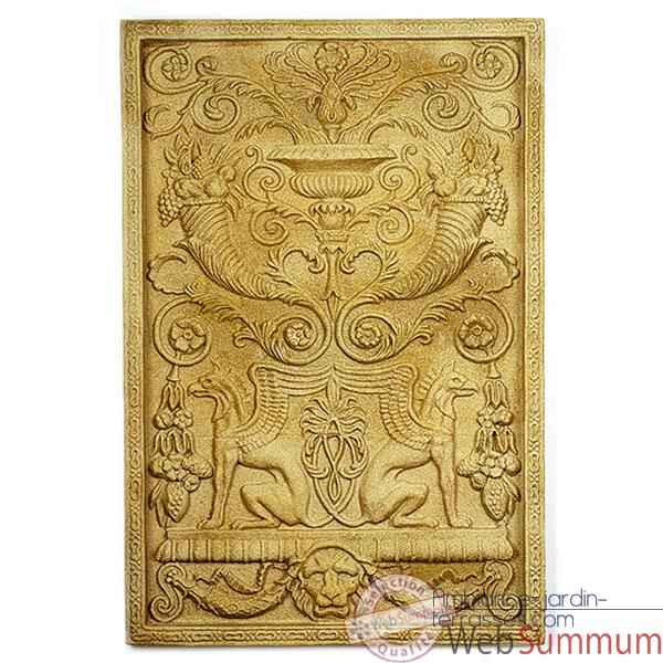 Decoration murale Wall Decor -Griffin Motif, gres -bs2602sa