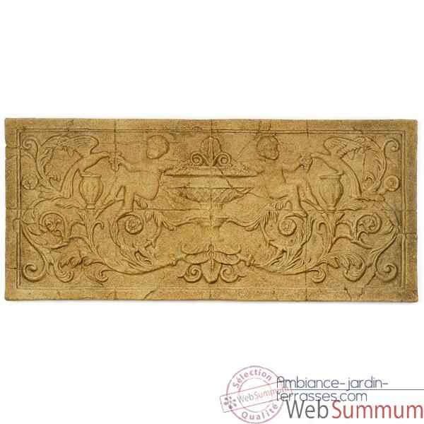 Decoration murale Cherub Wall Decor, marbre vieilli -bs3086ww