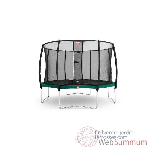 Trampoline Berg champion 380 + safety net deluxe 380 Berg Toys -35.42.01.01
