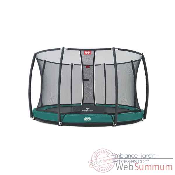 Trampoline Berg elite inground vert 430  Berg Toys -37.14.92.00