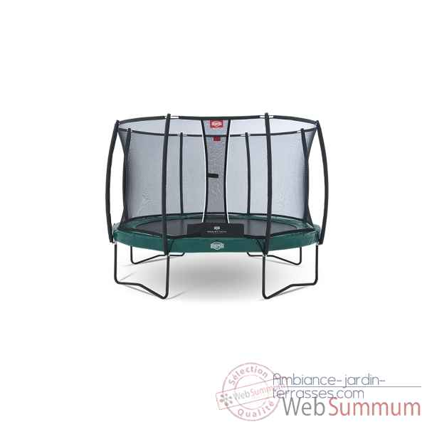 Trampoline Berg elite regular red 330 + safety net t-series 330 Berg Toys -37.11.81.00