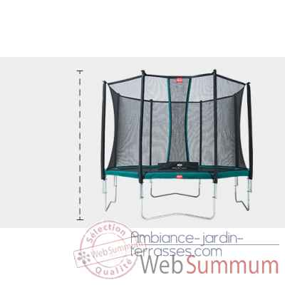 Trampoline Berg favorit 270 safety net comfort 270 Berg Toys -35.09.01.01
