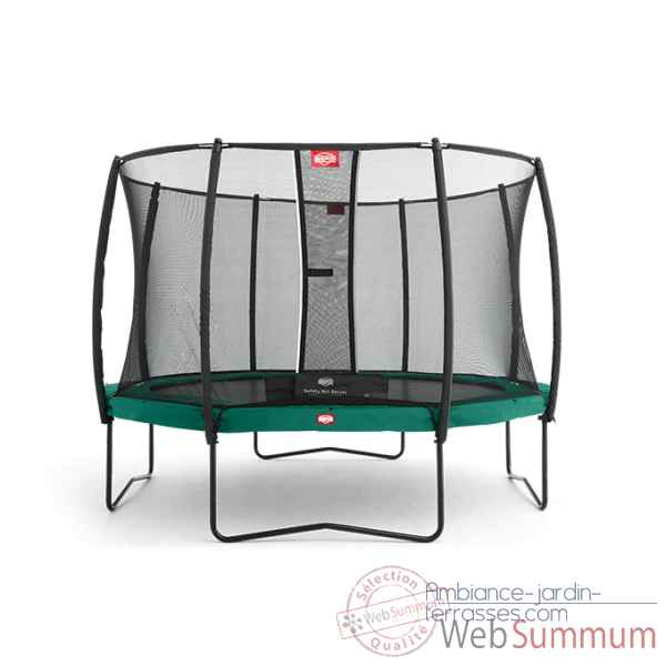 Trampoline Berg inground champion + safety net comfort (ingr) 330 Berg Toys -35.41.06.00