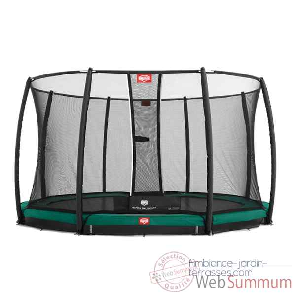 Trampoline Berg inground champion safety net comfort (ingr) 430 Berg Toys -35.44.09.00
