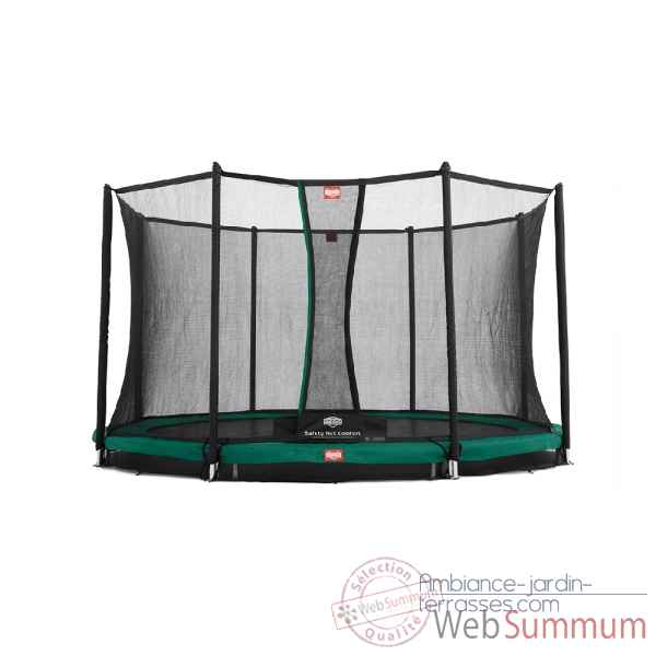 Trampoline Berg inground favorit safety net comfort (ingr) 270 Berg Toys -35.09.05.00