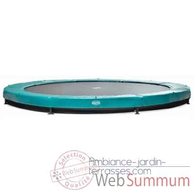 Berg trampoline elite+ 380 inground vert -37.12.00.14