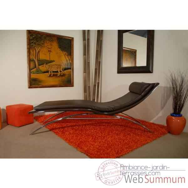 Chaise longue Art Mely design -AM015