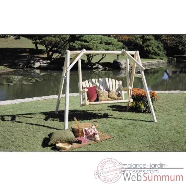 Balancelle 2 places montr al chalet jardin dans mobilier for Mobilier exterieur montreal