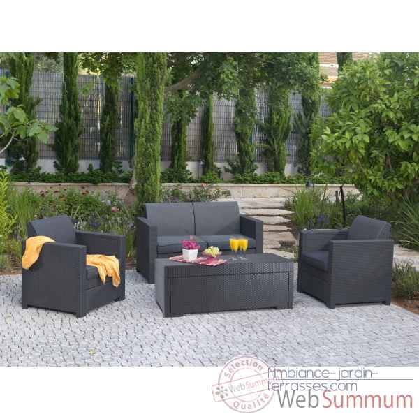 Mobilier Alu Verre Dans Mobilier Exterieur Sur Ambiance Jardin Terrasses