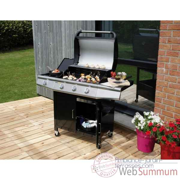 Barbecue gaz americain fidgi Cookingarden -AM018N