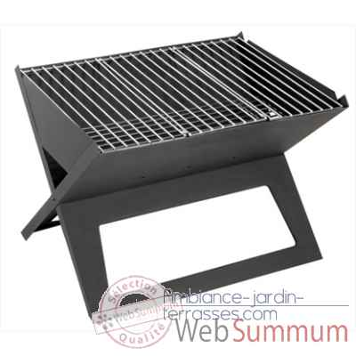 Barbecue portable note grill Cookingarden -CH010T