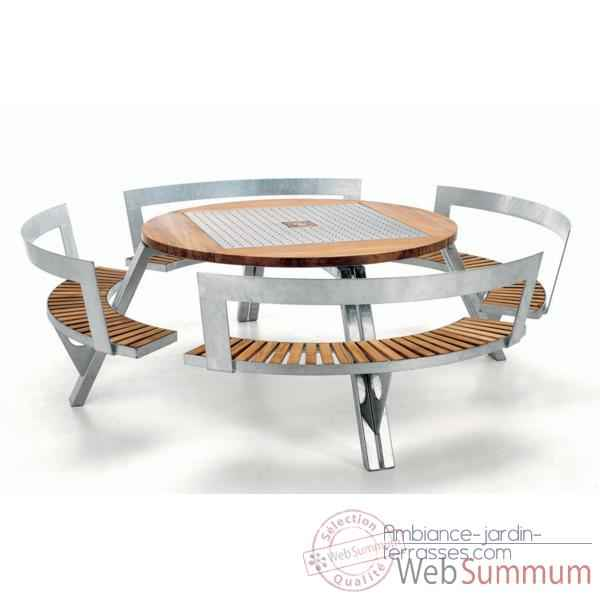 Dossiers extremis pour table gargantua gr02 de mobilier for Table de jardin terrasse