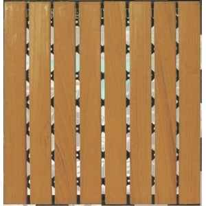 4 dalles clipsables acacia fsc 8 lames fabulous garden de amenagement jardin - Lame de terrasse en acacia ...