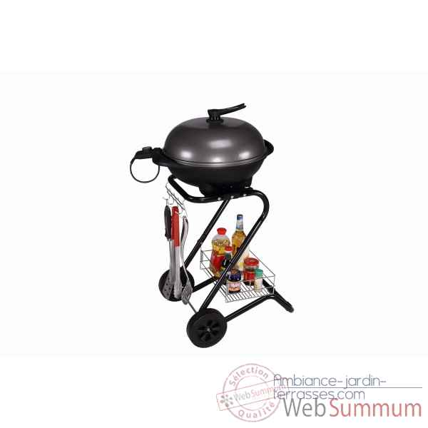 Barbecue electrique - paname Favex -971.3409