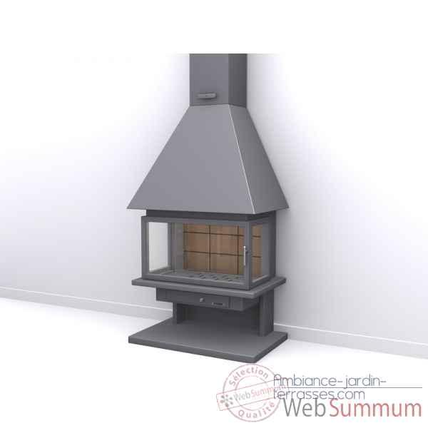 pour chemin e mod le ch44 couleur noire 1 m tre de tuyau cache tuyau supl mentaire focgrup. Black Bedroom Furniture Sets. Home Design Ideas