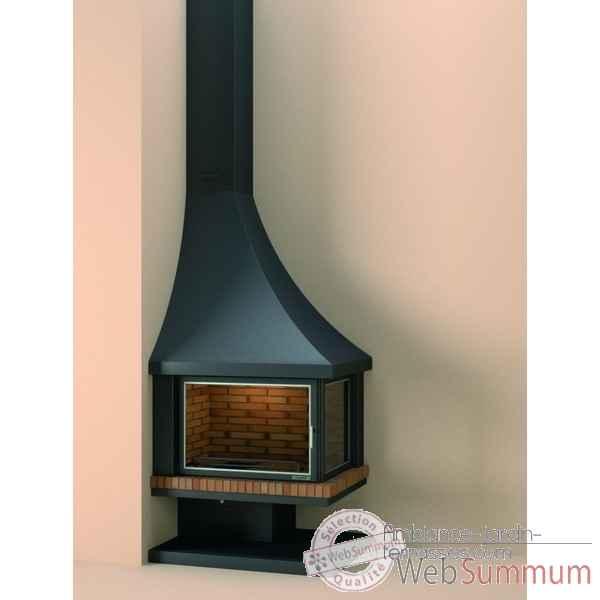 pour chemin e mod le ch83 couleur anthracite 1 m tre de tuyau cache tuyau supl mentaire focgrup. Black Bedroom Furniture Sets. Home Design Ideas