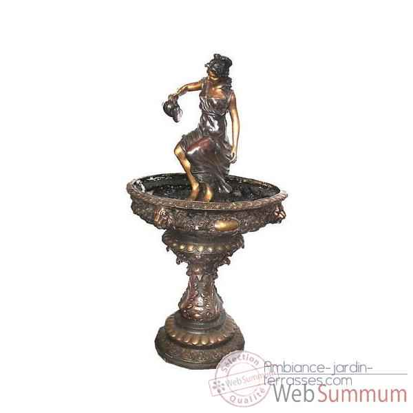 Fontaine Vasque en bronze -BRZ399