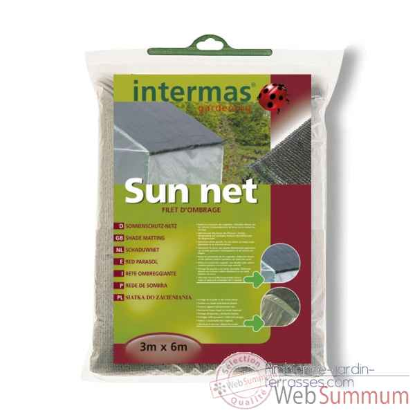 Sun-net (filet d'ombrage ) Intermas 110913