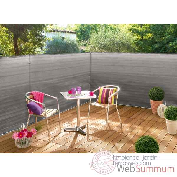 cloture de jardin occultant dans amenagement jardin sur ambiance jardin terrasses. Black Bedroom Furniture Sets. Home Design Ideas