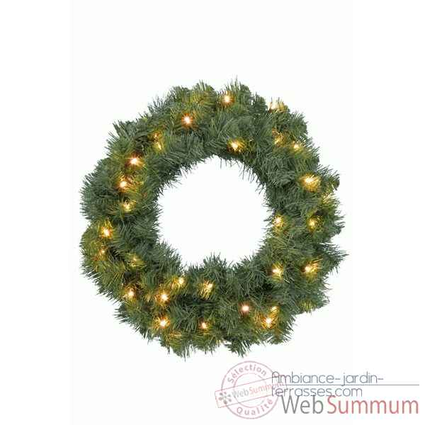 Couronne imperial illumine 270branches Kaemingk -691063