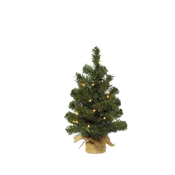 Mini sapin pliable 45 cm Everlands -NF -678831