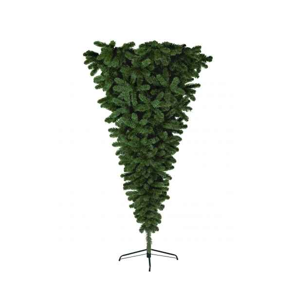 Sapin 4way pliable 1225 branches 240 cm Everlands -NF -680333