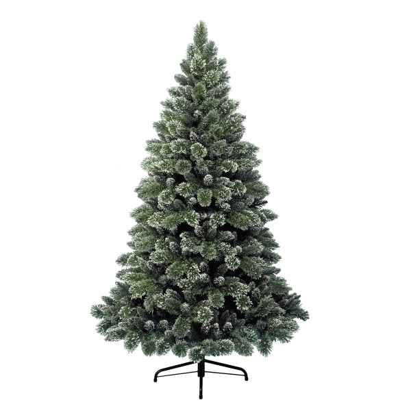 Sapin finley givre 150 cm Everlands -NF -688470