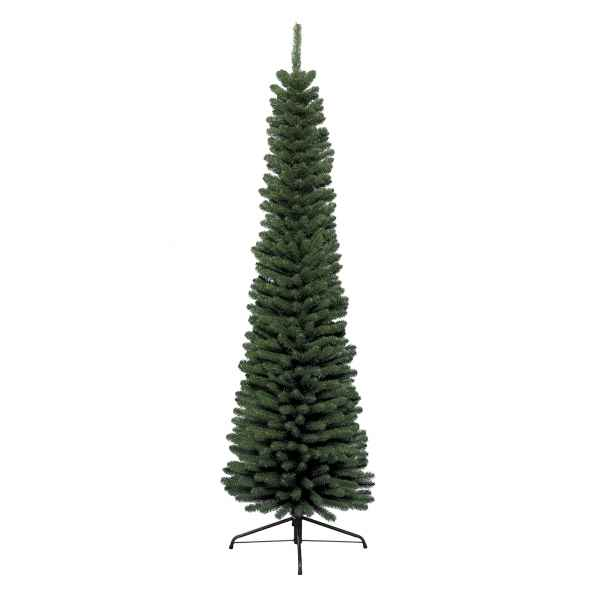 Sapin pencil pliable 300 cm Everlands -NF -680064