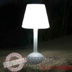 Video Lampe solaire Daylight Blanc