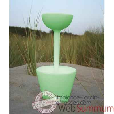 Video Lampe solaire Daylight Vert