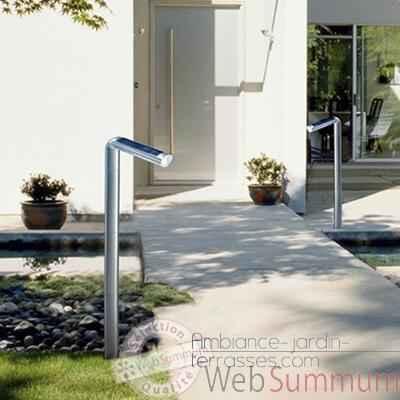 Luminaire solaire led dans lampe solaire ext rieure sur for Luminaire solaire jardin