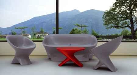 Canap Ublo Design Cedric Ragot Qui Est Paul Sofa Ublo De Mobilier Jardin