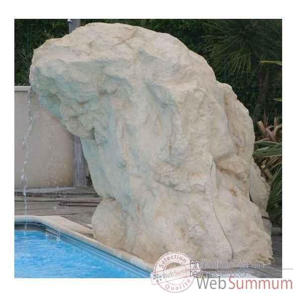 panneau mural faux rocher rochers diffusion 039 de d coration jardin. Black Bedroom Furniture Sets. Home Design Ideas
