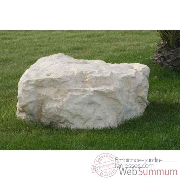 Rocher a poser grand modele rochers diffusion 038 de for Decor rocher piscine