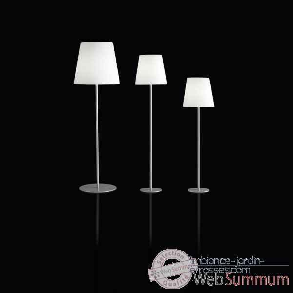 lampe design design piantana ali baba rouge lampe ip55. Black Bedroom Furniture Sets. Home Design Ideas