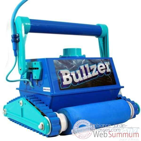 Bullzer - robot de piscine Spa e-world-diffusion