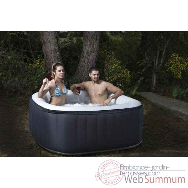 spa jacuzzi gonflable. Black Bedroom Furniture Sets. Home Design Ideas
