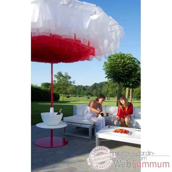 parasol professionnel bloom sywawa de sywawa dans parasol. Black Bedroom Furniture Sets. Home Design Ideas