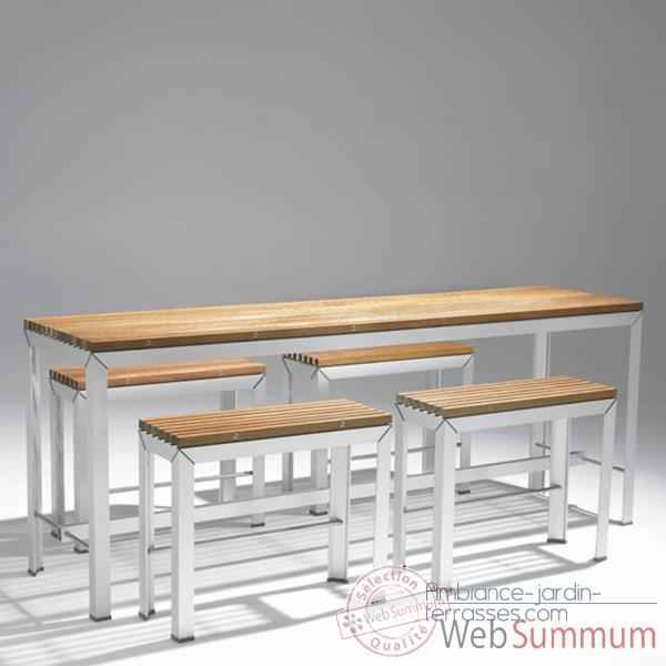 Table ExTempore Extremis Extra haute -ET135-105