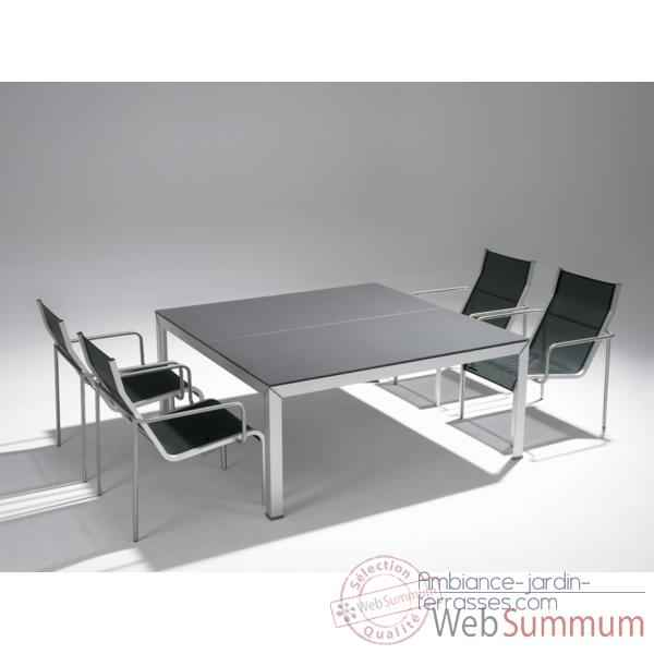 table extempore still extremis carr e dans table sur. Black Bedroom Furniture Sets. Home Design Ideas