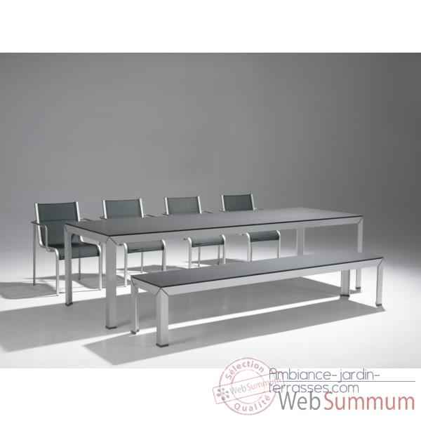 Table extempore still extremis hauteur standard for Hauteur standard table