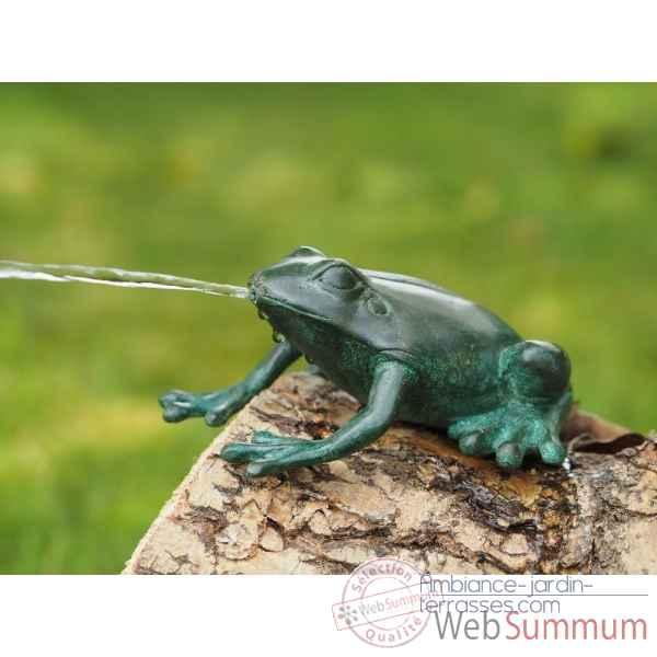 Achat de grenouille sur ambiance jardin terrasses for Decoration jardin grenouille