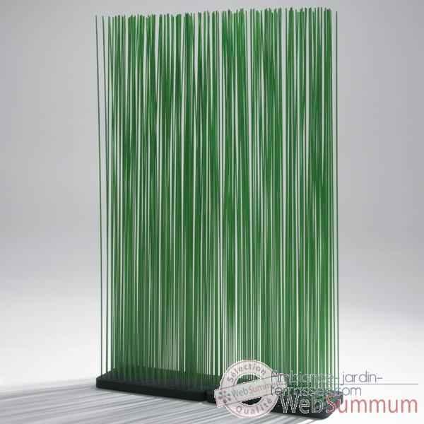 Stick fibre cloison mobile dans mobilier plein air for Cloison exterieure jardin