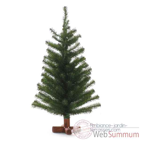 Sapin conway table tree wooden base h60cm Van der Gucht -31CON60