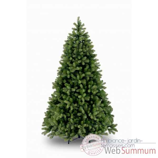 Sapin poly bayberry spruce hinged h137cm Van der Gucht -31HPEBY45