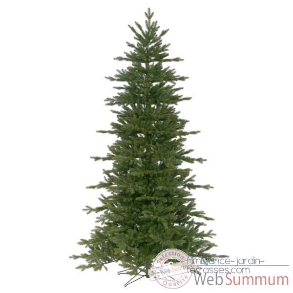 Sapin tromse deluxe full pe hinged tree h152cm Van der Gucht -31HTRD152